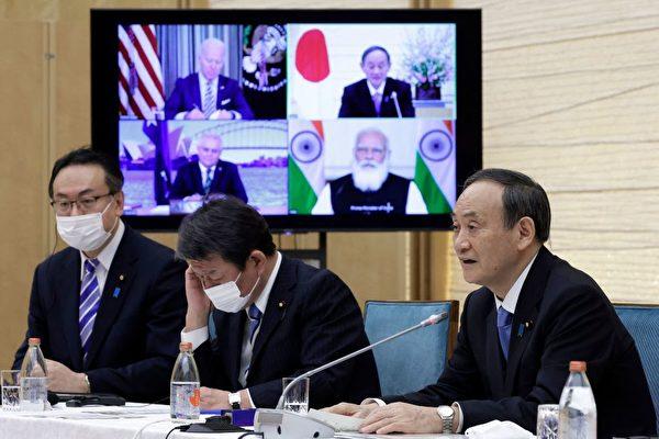 鍾原:日本首相赴美「搶頭籌」 中共嫉妒