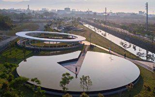 屏東縣民公園獲肯定 奪美國繆斯設計首獎
