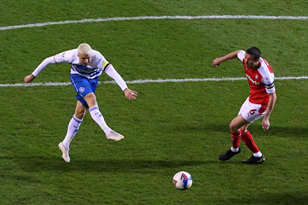 组图:英冠第29轮补赛 罗瑟勒姆队3:1胜QPR