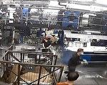 支持大纪元 日著名漫画家谴责港印刷厂遇袭事件