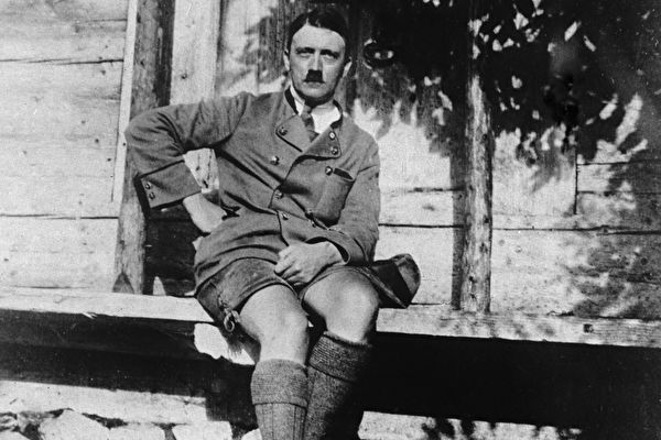 【網海拾貝】世界級惡魔:希特勒與馬克思