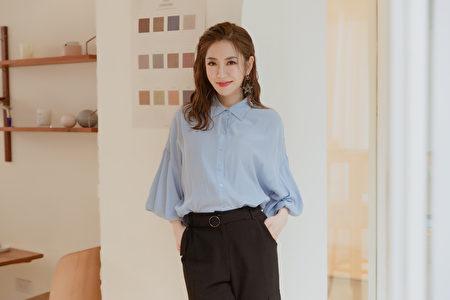 楊千霈呼籲職場女性忙碌之餘一定要好好愛自己。