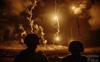 回应共军实弹演习 台三军联合操演展现坚强战力