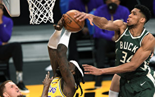 NBA字母哥回歸 雄鹿擊落老鷹