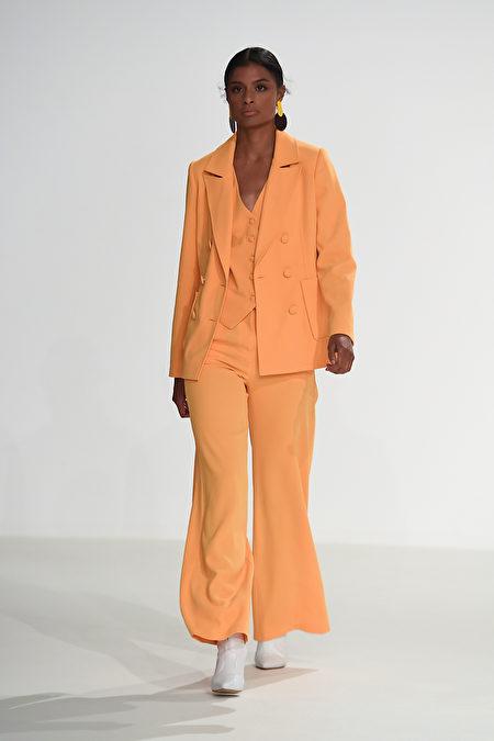 時尚, 穿搭, 套裝, 時裝週