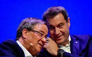 德國聯盟黨總理候選人之爭 本週末或出結果