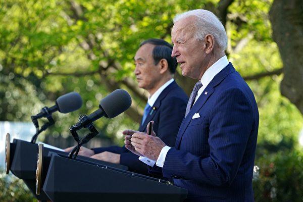美日联合声明提台湾 中共外交部和环时跳脚