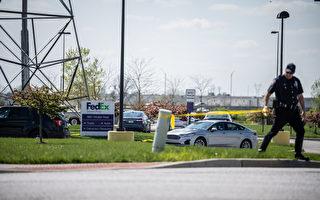 印第安纳FedEx枪击案8人死亡 凶手身份确认