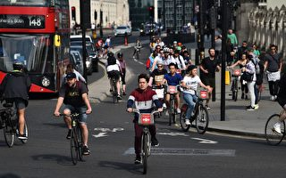 自行车会阻塞交通吗?