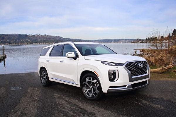 車評:現代最強SUV 2021 Hyundai Palisade Calligraphy
