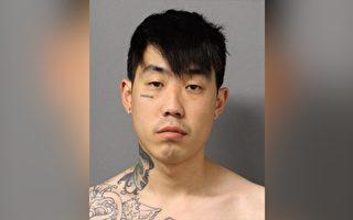 亚裔男子凌晨3点入酒店行窃  5点被捕