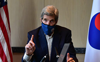 美中合作應對氣候變化 克里質疑北京的行動