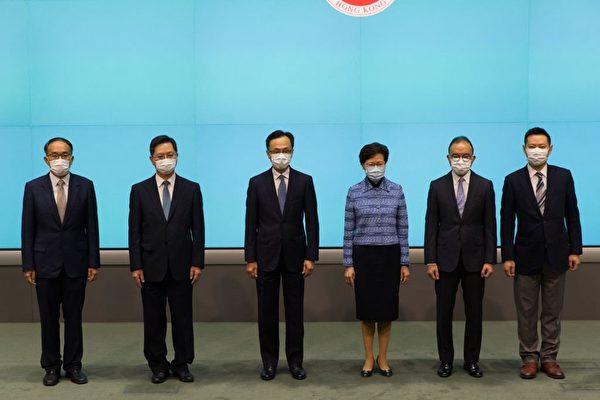 """""""爱党者""""治港 香港公务员任用要求中共化"""