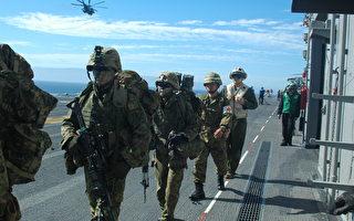美日法5月聯合軍演 印太已成國際關注焦點