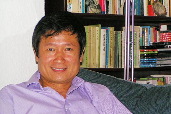 香港印刷廠遭刑毀 張樸:大紀元讓中共恐懼
