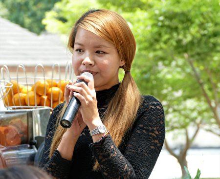 """获得入驻新餐饮空间,与拍瀑拉文化基地共同创造""""本一艸堂""""的在地青年蔡沛瑄表示,她在外漂流15年搬了17次家,闯荡一圈后回到故乡清水。"""