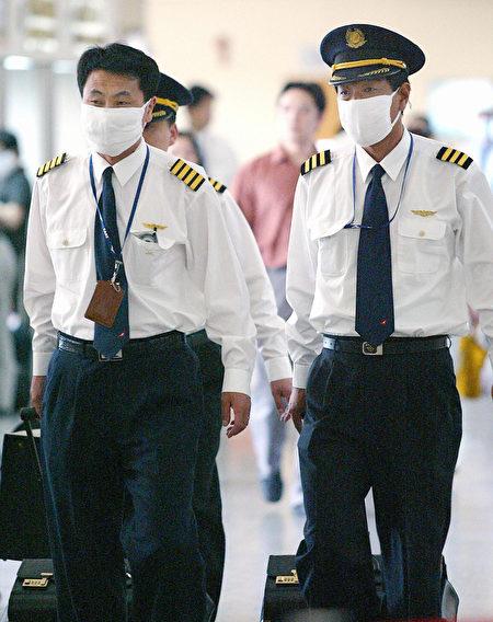 國內新增2例中共肺炎(武漢肺炎)確定病例,為國籍航空公司的本國籍男性貨機機師。圖為示意圖。