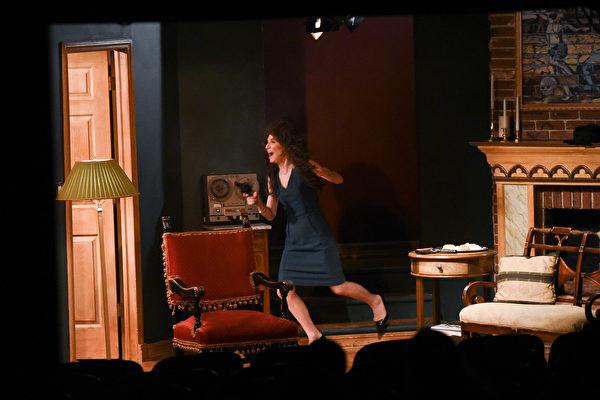 紐約最長青舞台劇 疫情中率先開演