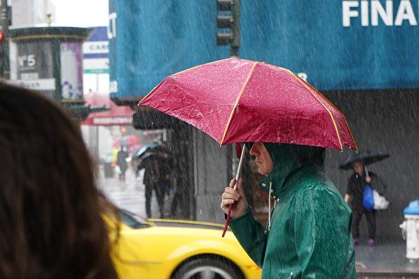旧金山湾区本周末将迎来降雨