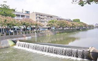 營造優質生活環境 屏縣府打造樂活水岸風貌