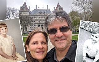 分别被收养的纽约姐弟 失散数十年后重逢