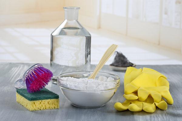 巧用苏打 10种妙招让家居清洁倍轻松