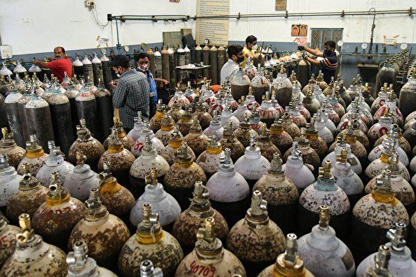 印度指控中國廠商哄抬製氧機價格 降低品質