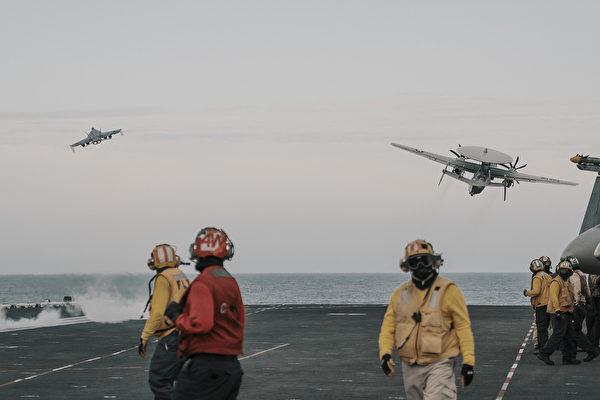 沈舟:中共在南海被美軍牽住了鼻子