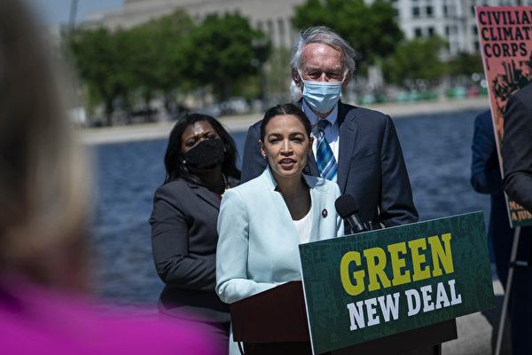 民主党重提绿色新政 共和党:社会主义超级套餐