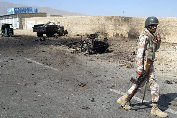 炸弹袭中共大使下榻酒店 巴基斯坦4死12伤