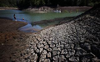 加州持续干旱 门多西诺和索诺玛两县进入紧急状态
