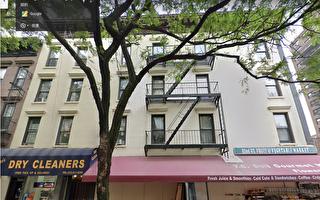 曼哈顿公寓二楼失火  一名八旬男子身亡