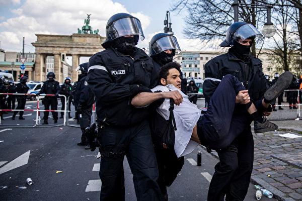 爭議中通過新防疫法 德國反對黨提憲法申訴