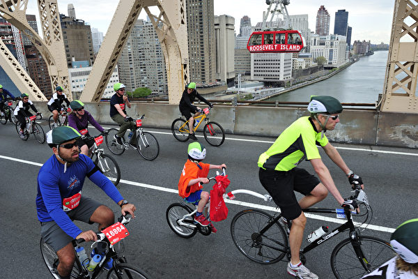 出发啰!在美国骑自行车必知10项安全规则