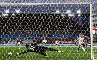組圖:英超第32輪 曼城2:1勝阿斯頓維拉