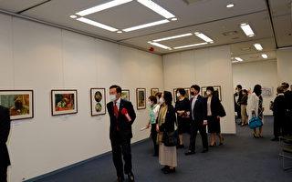 台日學生藝術展和歌山登場 傳遞「愛與希望」