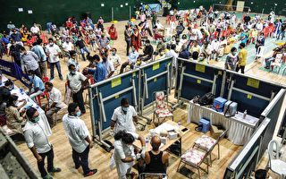 【疫情4.23】印度逾33万确诊 再破纪录
