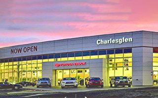 來Charlesglen豐田車行 體驗白金服務