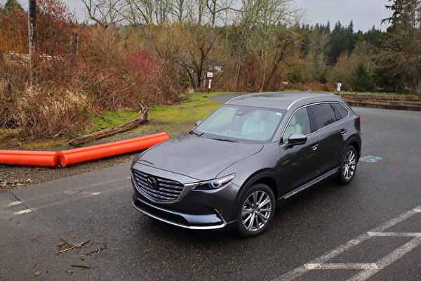 車評:細緻精美6座SUV 2021 Mazda CX-9 Signature