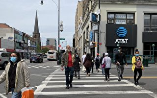 紐約市7天平均陽性率繼續降