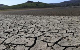 加州水情吃紧 逾九成地区陷入极端干旱困境