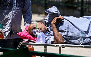 「病毒風暴」襲印度 拜登:將立即提供援助