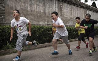 陆中小学肥胖率超一成 三成大学生健康不合格