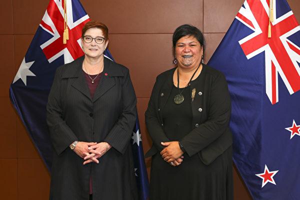 新西兰外长:与华关系恐恶化 需出口多元化
