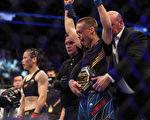 遭美女將KO 中國UFC第一人張偉麗衛冕失敗