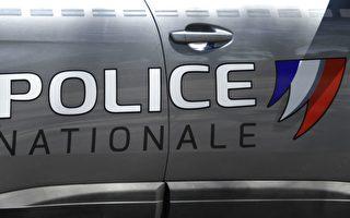 法女警在警局门口遇袭身亡 5嫌犯被审讯