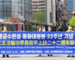 韓國法輪功紀念4.25上訪:讓更多人了解真相