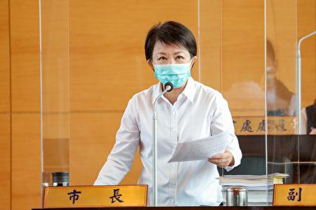 市長盧秀燕重申增氣拆煤。