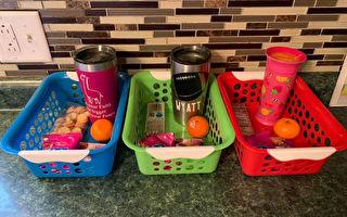 聰明媽分享妙招 成功阻止三孩過度吃零食