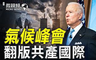 """【微视频】""""气候峰会""""是共产国际翻版?"""